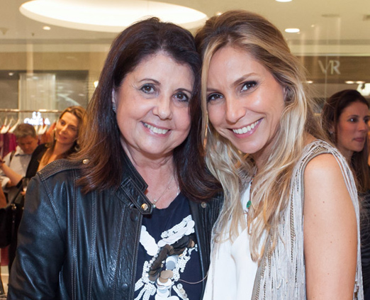 Alice Tapajós e Maria Rita Magalhães Pinto