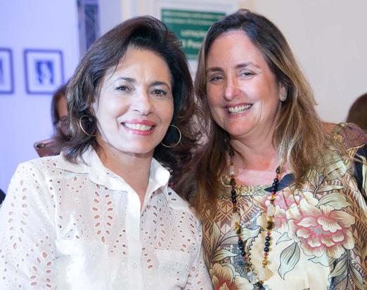 Ana Maria Indio da Costa e Tiana Meggiolaro