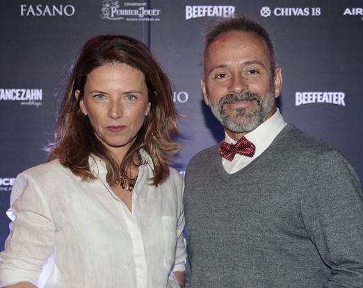 Ana Paula Gatti e Julio Nunes