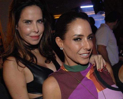 Ana Paula Junqueira e Ana Paola Diniz