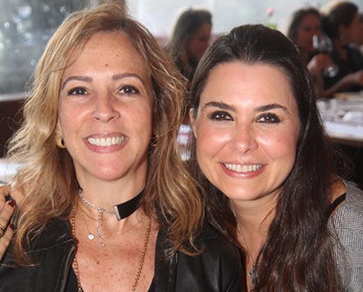 Ana Paula Magalhães e Luciana Franco