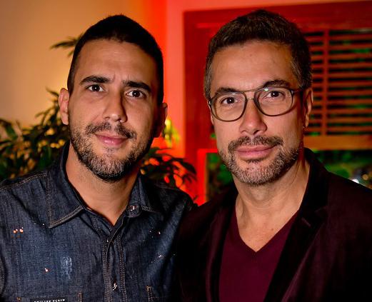 André Marques e Fernando Torquatto