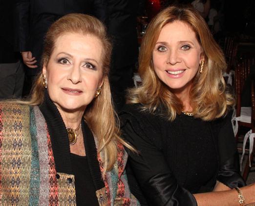 Angela Alhante e Katia Spolavori