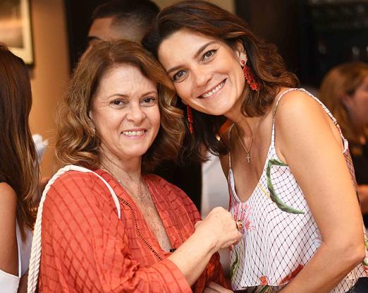Aninha Costa e Melissa Jannuzzi