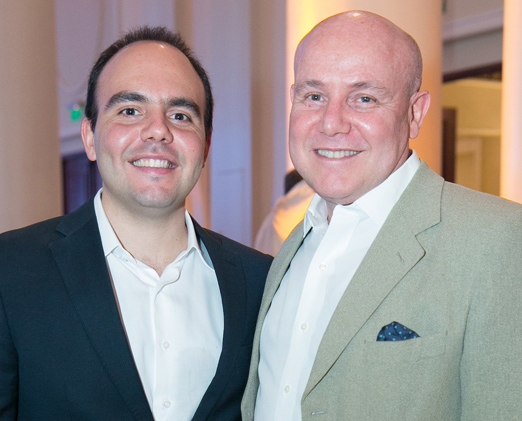 Antonio Paulo Pitanguy e Paulo Muller