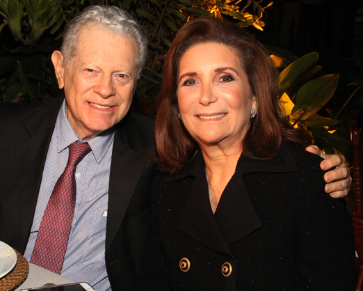 Arnaldo e Ruth Niskier