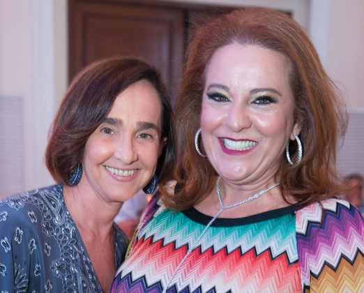 Bebel Niemeyer e Priscilla Levinsohn
