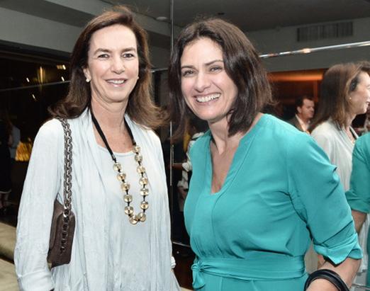 Betina Samaia e Renata Lunardelli