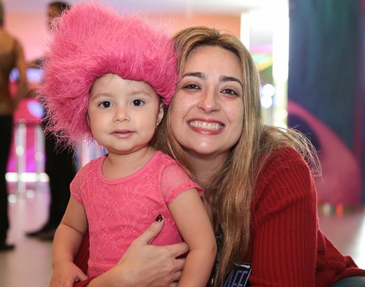 Camila Pacheco e Leticia
