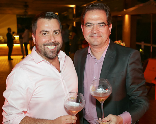 Carlos Ferreirinha e Gontijo Pinto