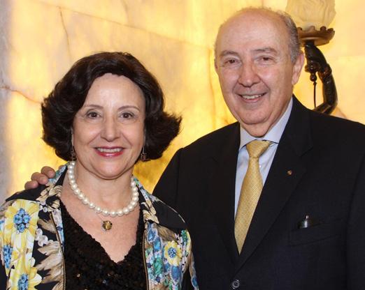 Cassilda e Roberto Campiglia