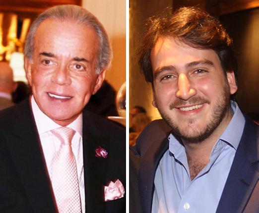 Chiquinho Scarpa e Nestor Rocha Filho