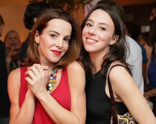 Cintia Zullino e Vic Castelli