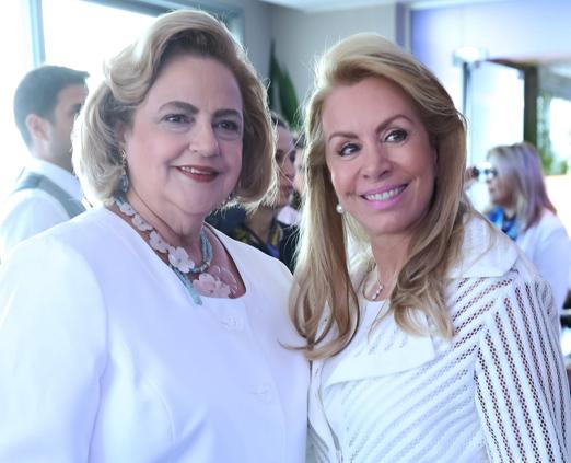 Cristina Aboim e Marise Gollo