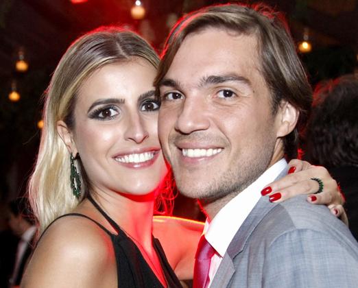 Dandynha Barbosa e Vitor Smeral