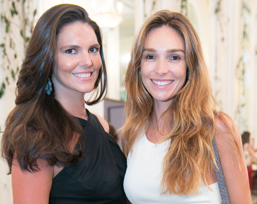 Daniella Sarahyba e Lilian Pieroni