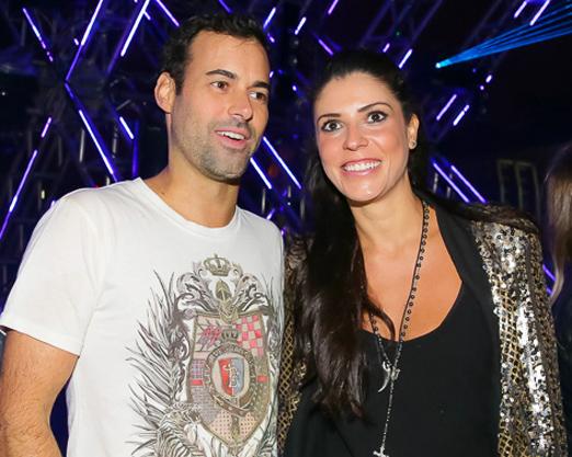 Eduardo Scarpa e Litza Genovesi