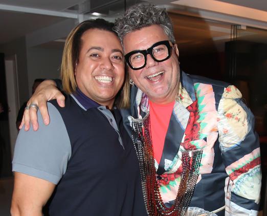 Fabio Aguiar e Milton Cunha