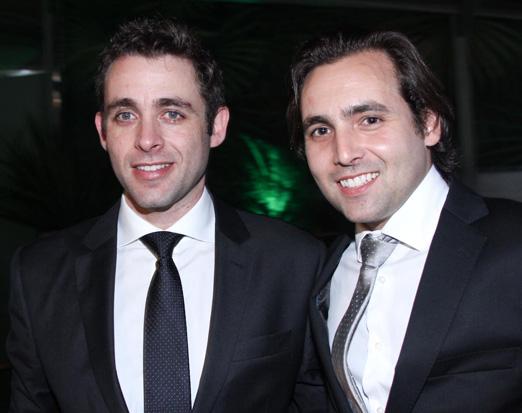 Fabrizio e Gustavo Guzzoni