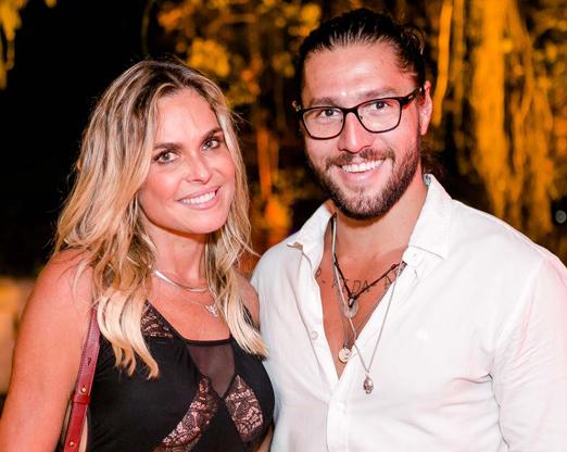 Fernanda Barbosa e Beto Gatti