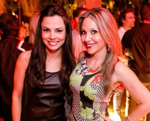 Fernanda Coque e Alessandra Amaral