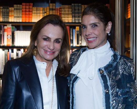Georgina Brandolini e Patricia Brandão