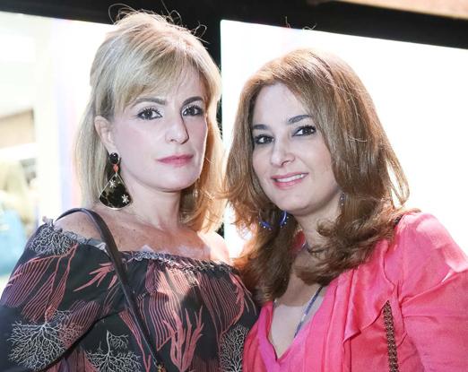 Gigi e Cris Senna