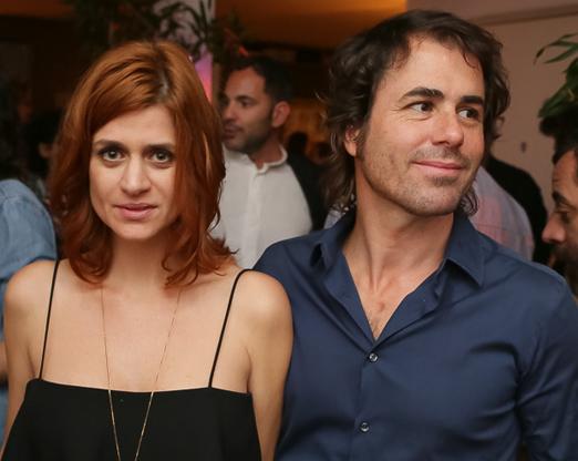 Giuliana Romano e Cristiano Baran