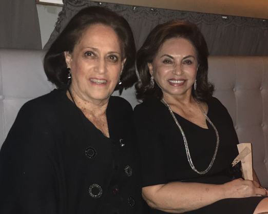 Belita Tamoyo e Cleuba Verri