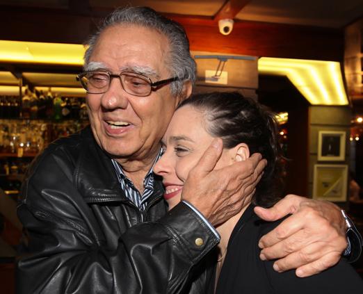 Luiz Carlos Barreto e Isabel Diegues