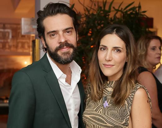 Marcelo Raimondi e Lilly Sarti
