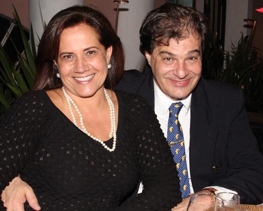 Marilia Gondim e Eduardo Mondolfo