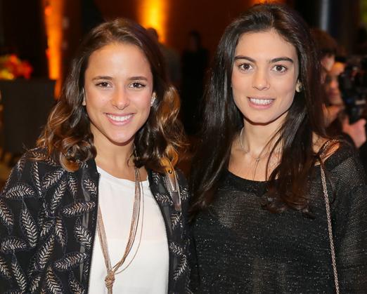 Marina Mattar e Flavia Cunha