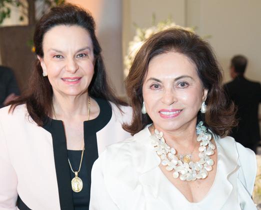 Monica Faria e Cleuba Verri