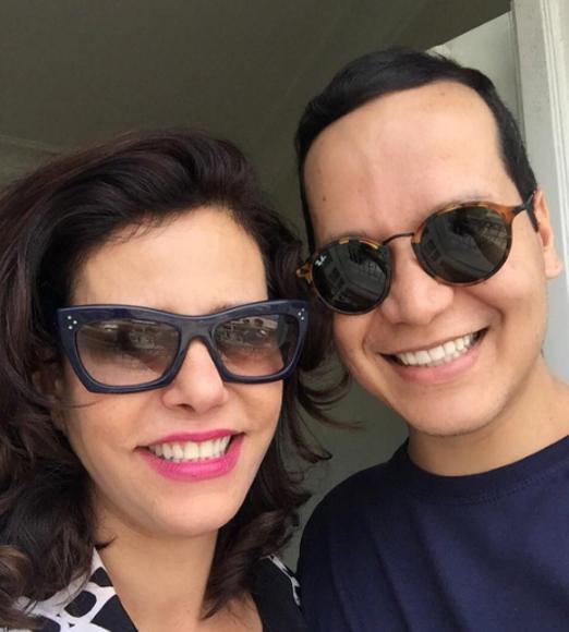 Narcisa e Marcelo Chaves
