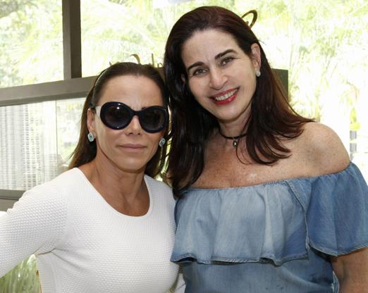 Patricia Garcia e Lilian Nigri