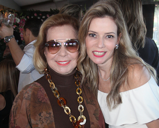 Rachel Gusmão e Karina Nigri