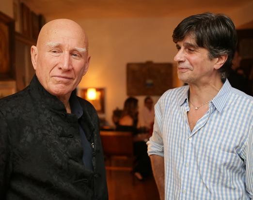 Sebastião Salgado e Paulus Magnus