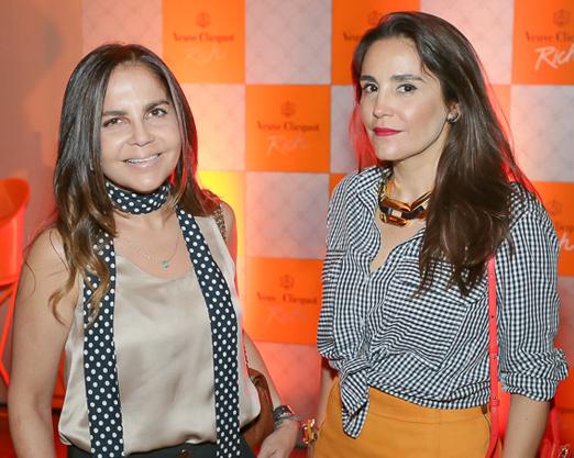 Silviane Neno e Isabella Giobbi