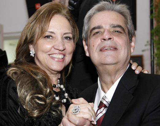 Sumaya Neves e Paulo Roberto Leite