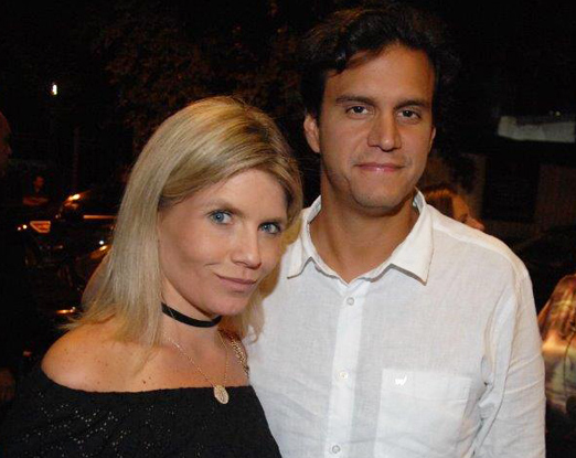 Tatiana e Roberto de Souza Aranha