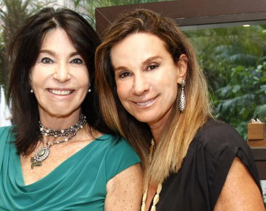 Tereza Quattroni e Gabriela Itagiba