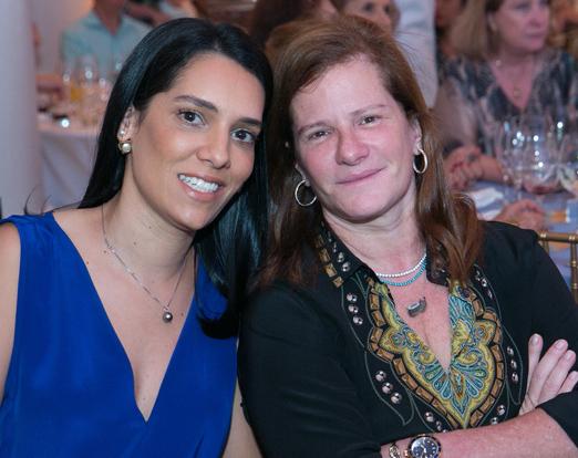 Thais Araújo e Maria Geyer