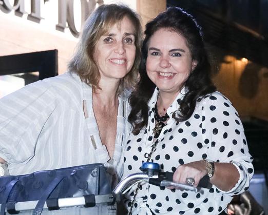 Vera Bocayuva e Amelinha Azeredo