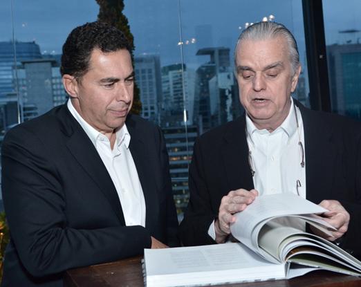 Walter Torre e Edo Rocha