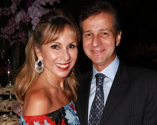 Andrea e Otavio Rudge