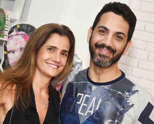 Anna Beatriz Fadul e Ricardo Arruda