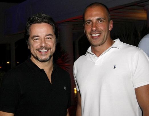 Carlos Vieira e Marcelo Augusto