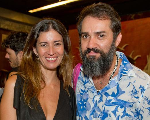 Cris Nogueira e Beto Silva