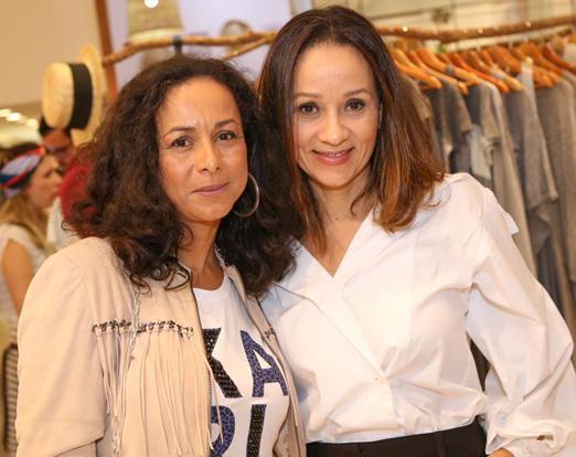 Cristina Coelho e Alessandra Marins